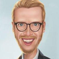Brendan Caricature